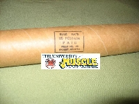 Mailing Tube Post Mark