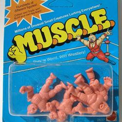 4pack History 100   M.U.S.C.L.E. Figures (4, 10, and 28 packs)