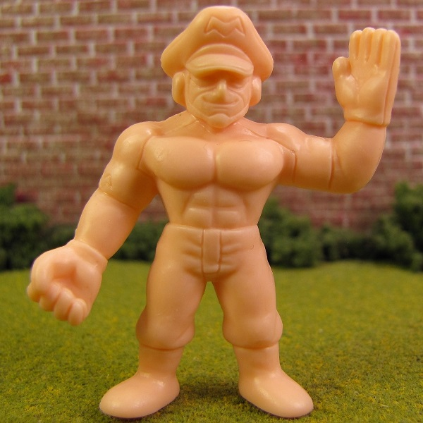 New MUSCLE Figures Gashapon
