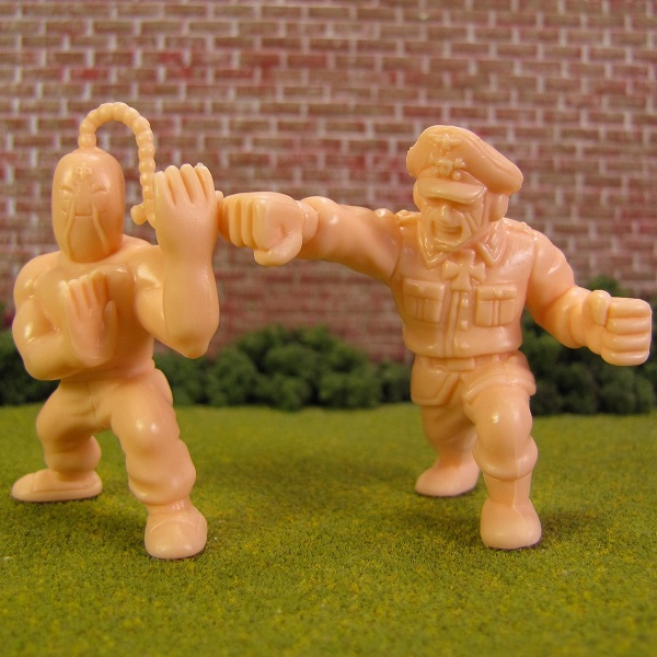 Kinnikuman Gashapon Set #16