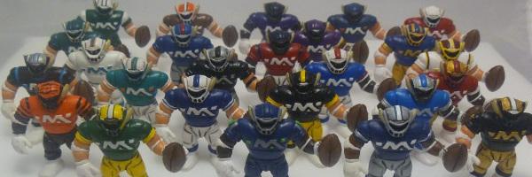 NFL Custom MUSCLE Figures