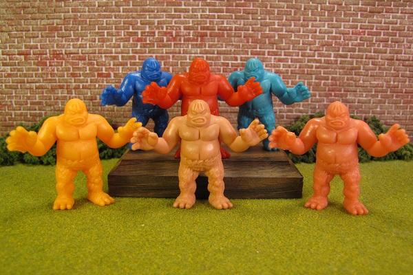 MUSCLE #75 Figure M.U.S.C.L.E.