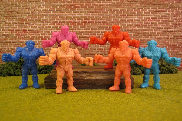 Every MUSCLE 83 Figure