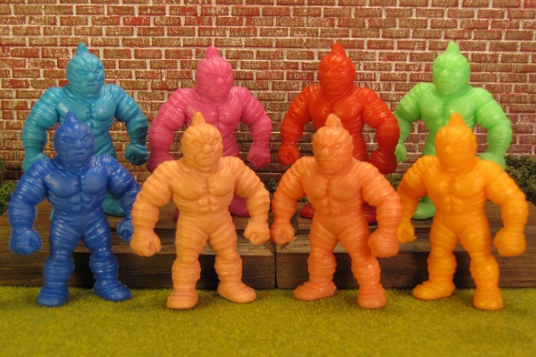 MUSCLE Figure 85 Every Color