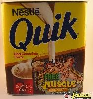 Nestle Quik M.U.S.C.L.E. Tin