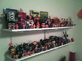 Robots & M.U.S.C.L.E. Figures