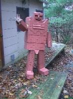 2009 Halloween Costume - Front