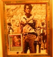 Bruce Campbell Autograph