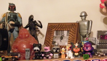 Desk Shelf 2