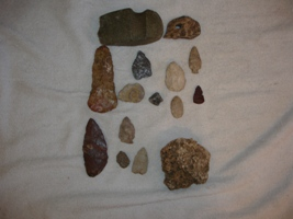 Bill's Rock Collection
