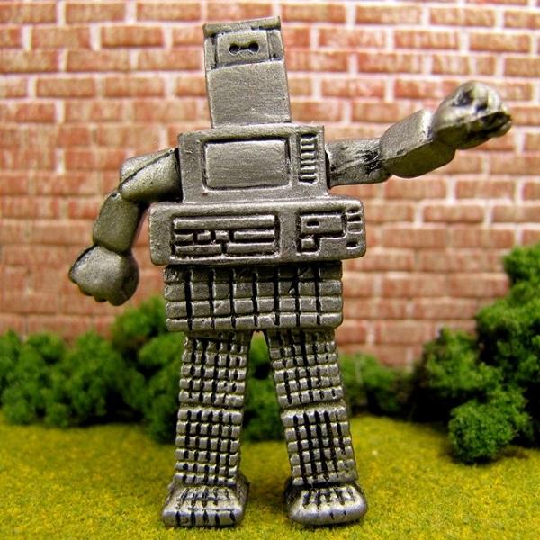 Robot MUSCLE Figure Rare