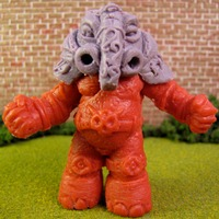 Universe of Violence Ironhaus Eric Nilla 007t Art 300 – M.U.S.C.L.E.'s Big Impact on Little Figures (Modern Mini Figures)
