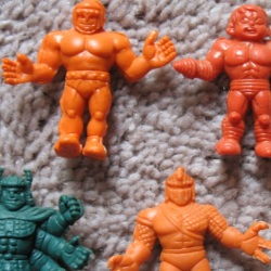 Frankenstein-like Amalgam Figures
