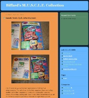 Biffard's M.U.S.C.L.E. Collection