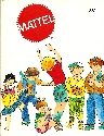 catalog87 At Literature 100 – 1986 and 1987 Mattel Catalogs