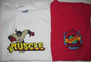 fashion100%2001t Fashion 100: Fan Made M.U.S.C.L.E. T Shirts and Clothing