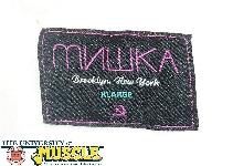 Mishka Collar Tag