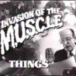 invasion Advertising & Promotion 400 – M.U.S.C.L.E. Television Commercials