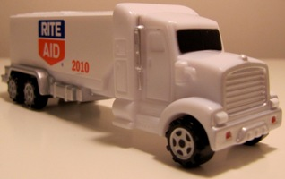 Rite Aid Pez Truck
