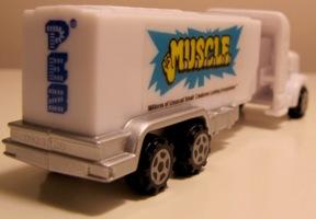 M.U.S.C.L.E. Pez Truck
