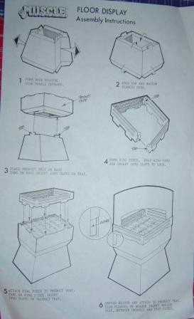 Pre-Pack: Instructions