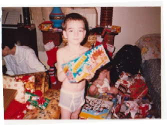 Ben's 1985 Christmas Morning