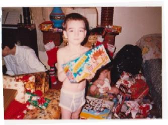 Ben's 1985 Christmas Morning